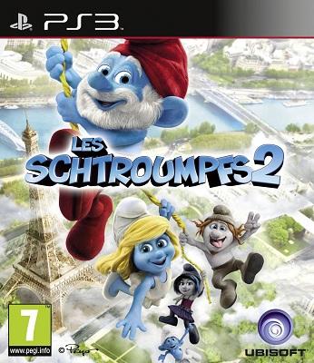Les Schtroumpfs 2, un jeu schtroumpfant de Ubisoft