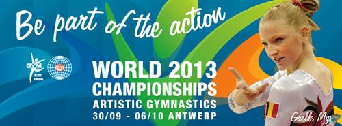 Mondiaux de Gymnastique Artistique 2013