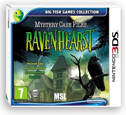Mystery Case Files Ravenhearst, un jeu d'énigme à résoudre