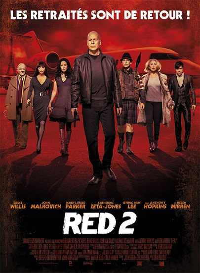 Red 2 avec Bruce Willis