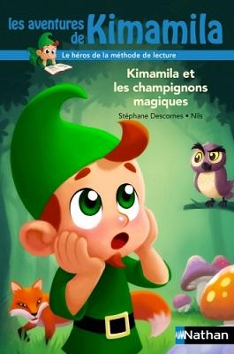kimamila-les-champignons magiques-nathan