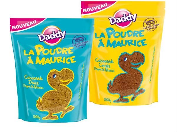 La poudre maurice les nouvelles cassonades de daddy - Collectionneur de sucre ...