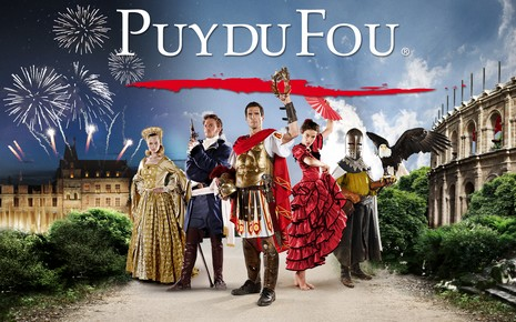 Le Puy du Fou se frotte à la légende du Roi Arthur