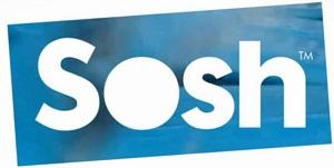 Sosh offre low cost d'Orange