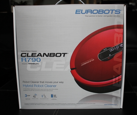 MR 7700 Cleanbot Boîte