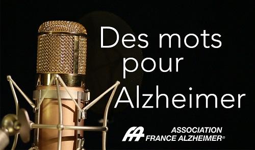 Des mots pour Alzheime