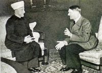 Hitler et Mohamed al Husseini