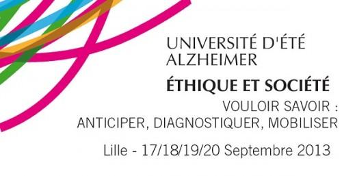L'attitude des Français vis à vis de la maladie d'Alzheimer.