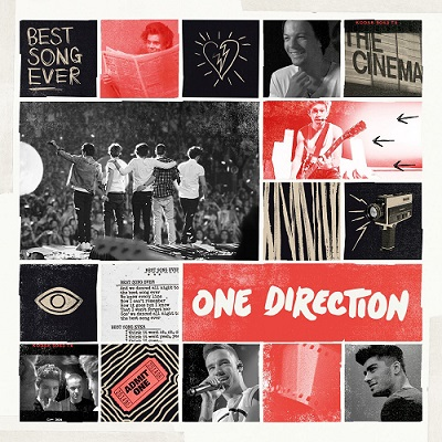 One direction Midnight Memries