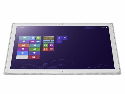 Panasonic tablette 20 pouces de 4K