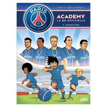 Paris Saint Germain Academy T1