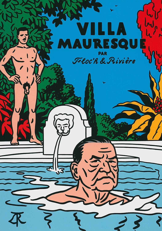 Villa Mauresque Somerset Maugham Riviére Floc'h