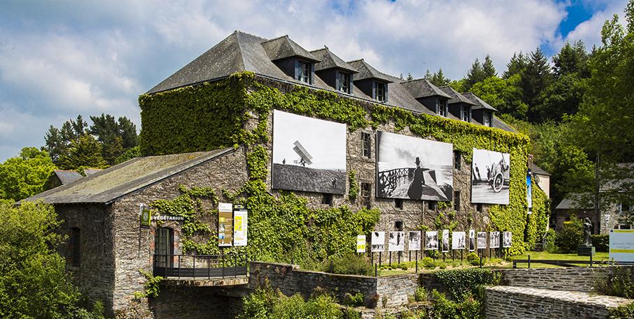festival photographique à La Gacilly
