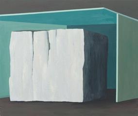 Franck Eon - Série Nature morte d'espaces 4 - 2013 - Galerie Cortex Athletico