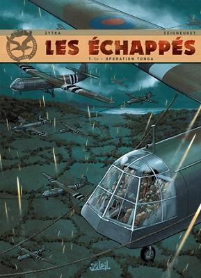 les-echappes-t1-operation-tonga-soleil-bd