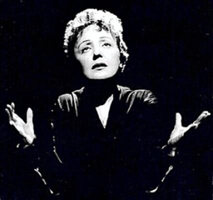 Edith Piaf- Sans amour on n'est rien du tout