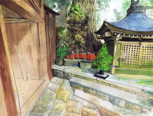 Shirokami Inari – 白神稲荷 (朱鳥居)