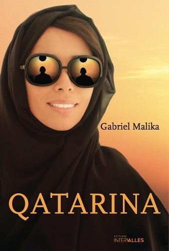 En exclusivité, la première de couverture de Qatarina - France Net Infos