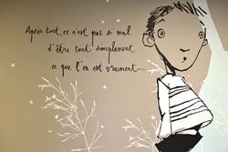 Un duo d'artistes, vient d'enchanter  l'hôpital pédiatrique de la Timone à Marseille (2)