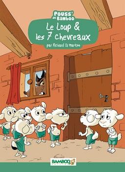 couv Le Loup et les 7 chevreaux.indd