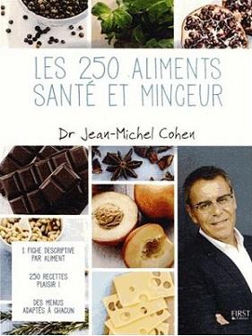 les-250-aliments-sante-et-minceur-first-editions