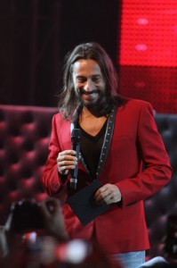 Bob Sinclar -Nrj Dj Awards 2013
