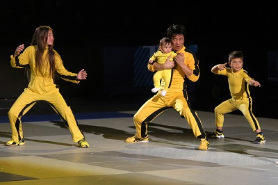 (Hommage Bruce Lee) Hoang Nghi