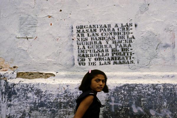 © Paolo Gasparini, El habitat de les Hombres..., Caracas, Bello Monte, 1968
