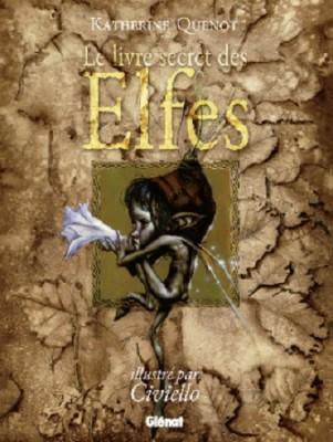 le-livre-secret-des-elfes-glenat