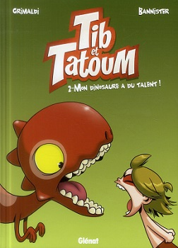 tib-et-tatoum-t2-mon-dinosaure-a-du-talent-glenat