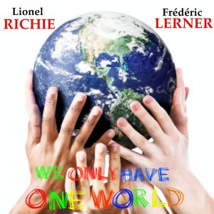 visuel Frederic Lerner_We only have one World def