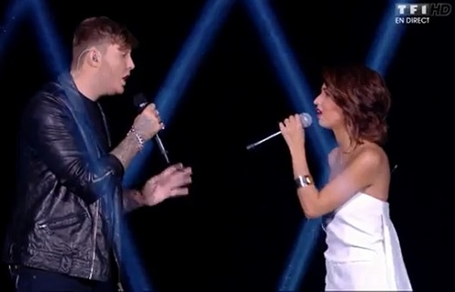 NRJ MUSIC Awards 2014 -James Arthur et Tall