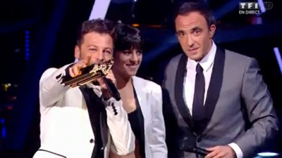 Christophe Mae Alizee Nrj Music Awards d honneur