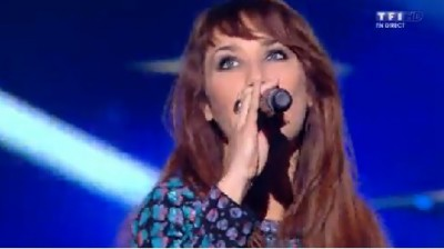 Nrj Music Awards 2014 Zaz on Ira