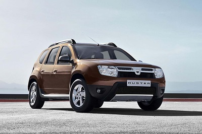 Renault  et son Dacia Duster  modele low cost