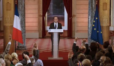 François Hollande conférence de presse