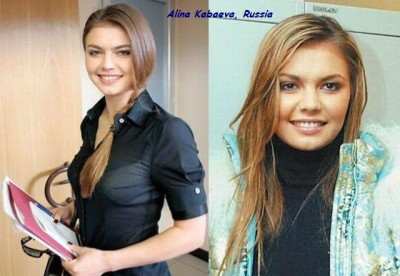 Alina-Kabaeva-Russia