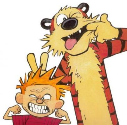 Calvin and Hobbes de Bill Watterson