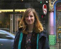 Clémentine Guvarch, lauréate du Prix façade 4ème édition du Prix Canson® Art Schhol