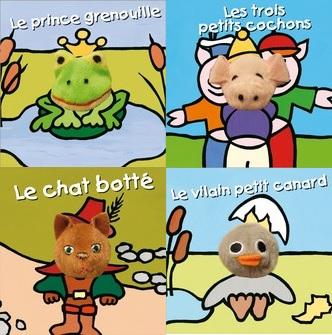 les-bebetes-le-chat-botte-grenouille-canard-cochons-casterman-flammarion