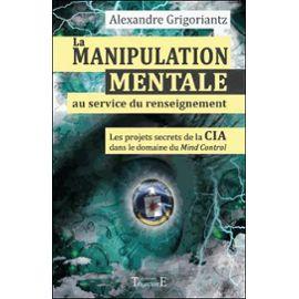 manipulation mentale au service du renseignement