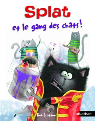 splat le chat gang des chats