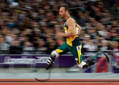 Le roi du sprint paralympique