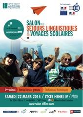 Salon des séjours linguistiques 2014