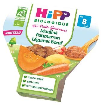 Kinder-Bio-Pasta Mini Rigatoni in Gemüse-Sahnesauce /