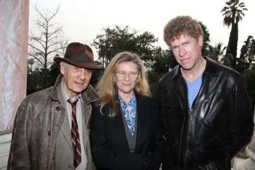 Hommage Claude miller-Guy Marchand - Annie Miller - Nathan Miller (2)
