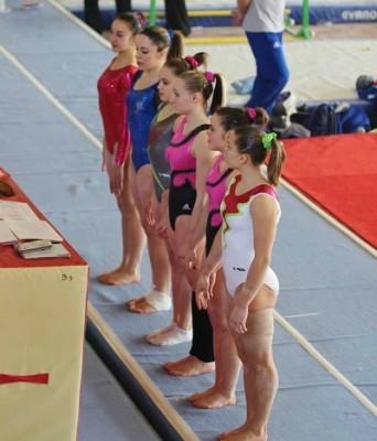 De gauche à droite : M.Cormorèche, Y.Dufournet, C.Martin, M.Brevet, V.Sabatou et V.Pikul (photo de Louise Pina)