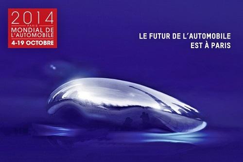 Mondial de automobile Paris 2014