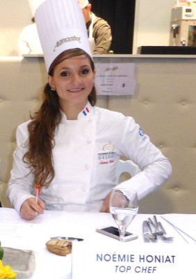 Noemie Honiat-Top Chef