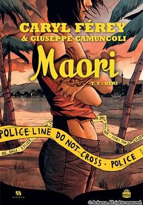 maori-tome-2-keri-ankama